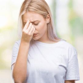 Неприятные ощущения при ношении контактных линз